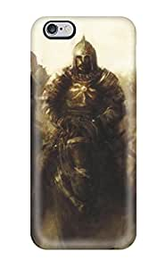 Luoxunmobile333 SuR12726MDiT Cases Covers Skin For Iphone 6plus (warriors)