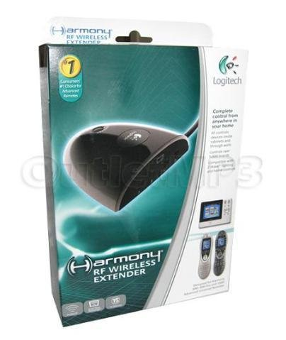 Logitech Harmony RF Wireless Extender (Discontinued by Manufacturer)