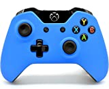 xbox modded controller blue - Xbox One Soft Touch CUSTOM Wireless Controller (Blue)
