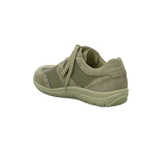 Beige Semler Zapatos Cordones para M8625 de Mujer Camel Piel de 797 028 AAq7vwf
