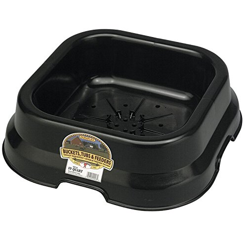 - LITTLE GIANT MP10 Black Mineral/Salt Pan