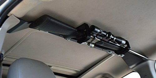 Great Day Center-Lok Overhead Gun Rack for Mid-Size Truck/SUV - 1 Gun CL1600-OGR