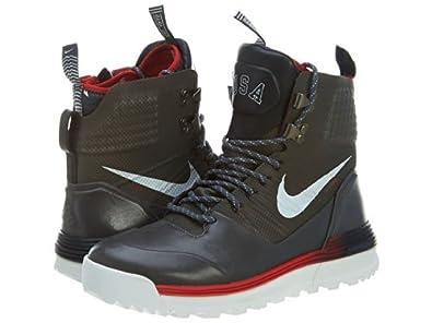 """best service 914e5 5b745 ... Nike LunarTerra Arktos """"Team USA"""" Mens Boot (UK10) ..."""
