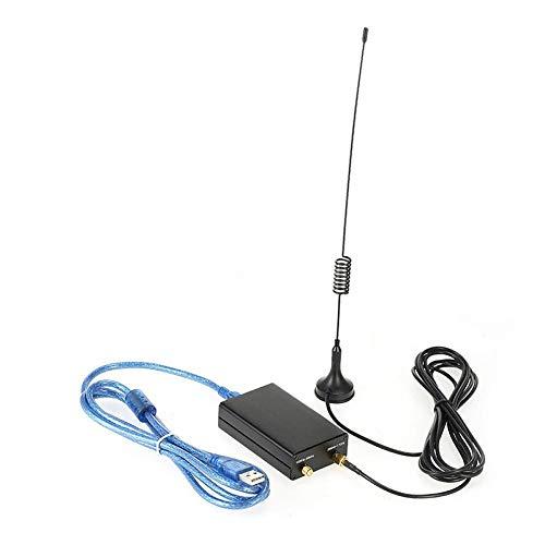 Nrpfell 100KHz-1.7GHz UV HF RTL-SDR USB Tuner Receiver R820T+RTL2832U AM FM Radio A9E8 by Nrpfell (Image #2)