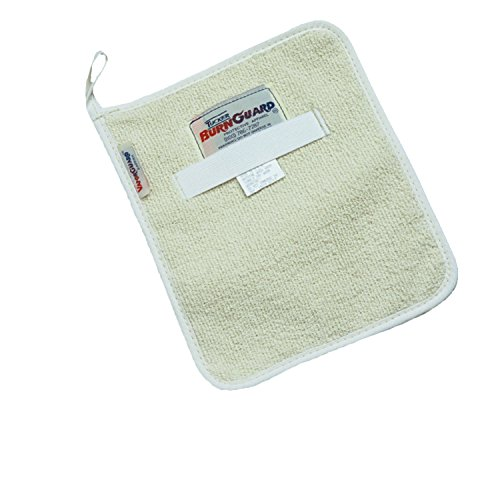 Terry Baker (Tucker Safety 88500 Products  Tucker BurnGuard Terry Baker's Hot Pads, Each, 8