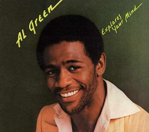 Explores Your Mind (The Best Of Al Green Cd)