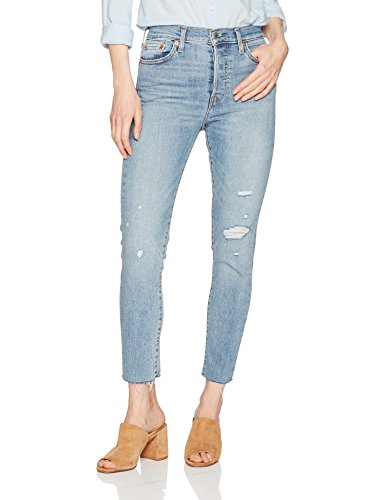 Levi's Women's Wedgie Skinny Jeans, Blue Spice, 28 (US 6) from Levi's