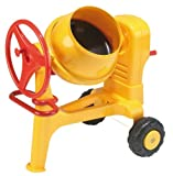 """Wader 27.5"""" Construction Cement Mixer Toy"""