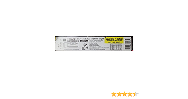 REPLACEMENT BALLAST FOR HOWARD E3//32IS-120SC