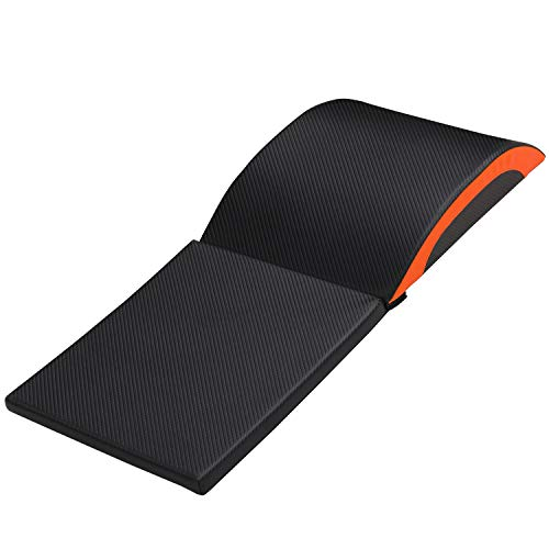 Max4out Abdominal Sit Up Pad Ab Exercise Mat Abdominal & Core Trainer to Help Back Support Plus