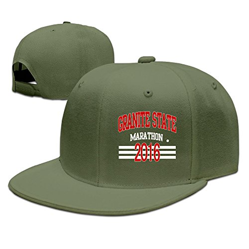 granite-state-marathon-russell-athletic-baseball-snapback-cap-forestgreen