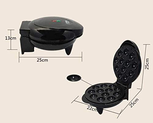 Contrôle des ménages Mini Machine à gâteaux Machine de Petit déjeuner Machine à Tarte aux œufs Plaque de Cuisson électrique Donut Maker Bubble Gaufrier Well