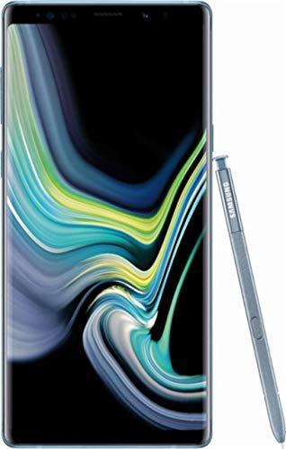 Samsung Galaxy Note 9 Factory Unlocked Phone 128GB - Cloud Silver (Renewed)