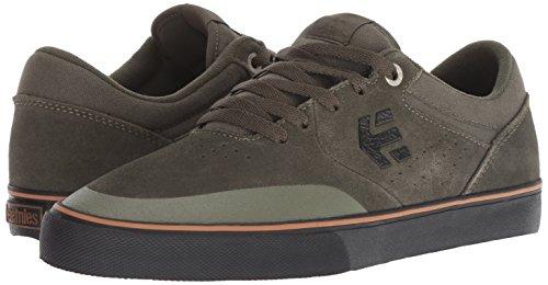 De Men Etnies Marana Noir Skate Vulc Chaussures vert Vert q1wHFdH