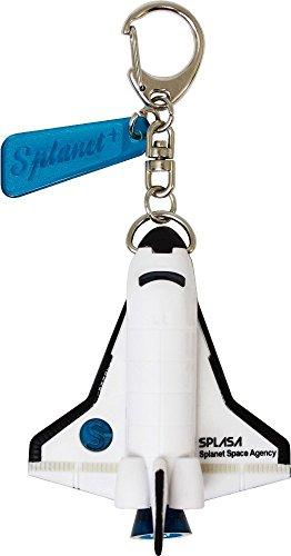 S Planet / Space Rocket Key Chain LED Light, (Rocket Key)