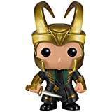 Funko Action Figure Marvel (Bobble)  Helmet Loki