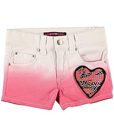 U Glow Girl Little Girls Move Me Light Up Shorts G211704-021815-H