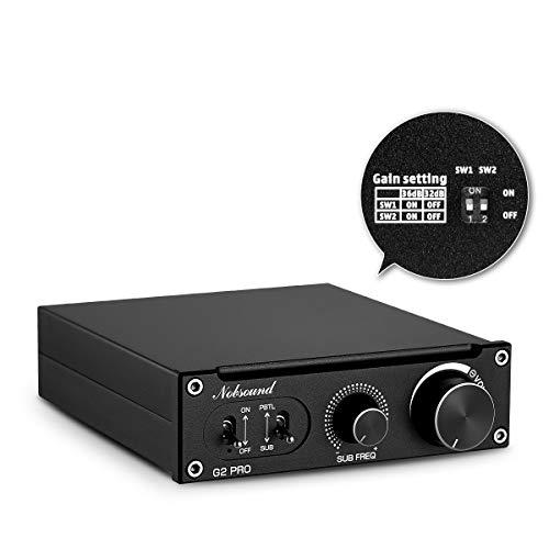 Nobsound G2 Pro Subwoofer Amplifier Mono Power Amp