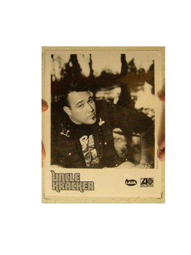 Uncle Kracker Press Kit and 2 Photos Double Wide