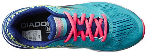 Diadora Women's Mythos Blushield Running Shoes Blue Atoll/Deep Ultramarine/Fly cheap sale clearance low shipping fee for sale xjqq429v