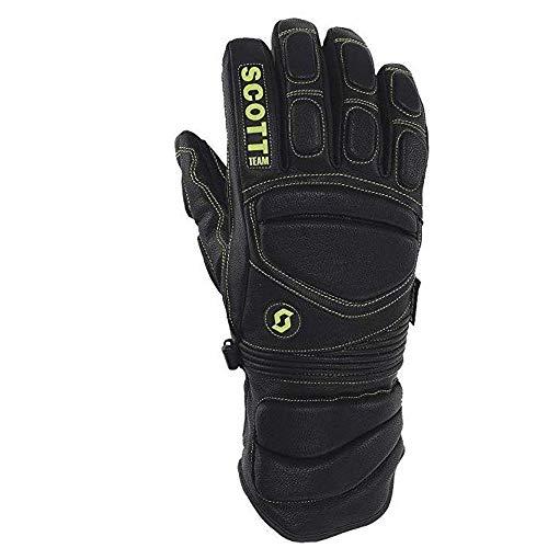 (Scott USA Team Glove, Black, X-Small)
