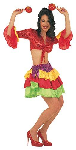 Brasileiro Costume (Uk 10-12 Medium Ladies Brasileira)