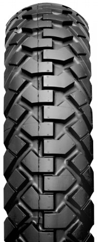IRC GP110 Tire - Rear - 4.60-17 , Position: Rear, Tire Size: 4.60-17, Rim Size: 17, Tire Ply: 4, Tire Type: Dual Sport, Load Rating: 62, Speed Rating: S, Tire Application: All-Terrain XF87-5660