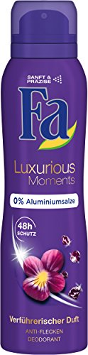 Fa Deospray Luxurious Moments, 6er Pack (6 x 150 ml)
