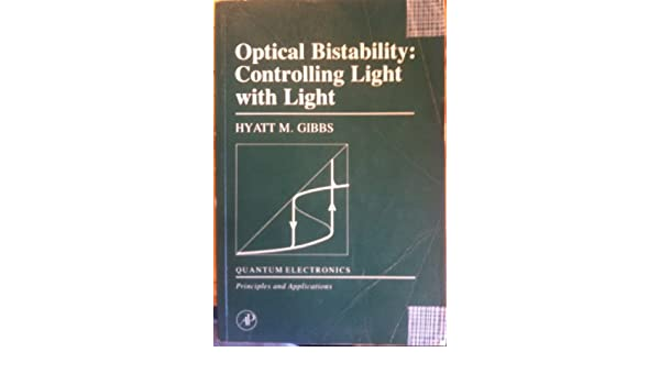 Optical Bistability: Controlling Light with Light