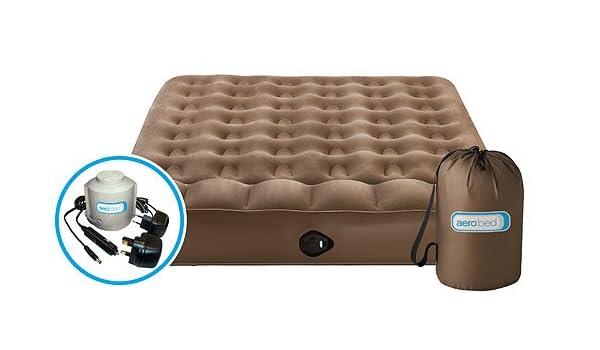 cama de aire AeroBed® Camping Active Double -colchón de aire-cama ...