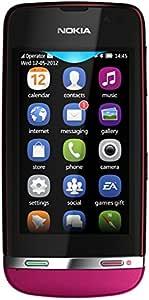 Nokia Asha 311 - Smartphone libre (pantalla táctil de 7,6 cm (3 ...