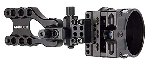 Spot Hogg Grinder MRT Micro Adjust Archery Sight-Right Hand/Five ()
