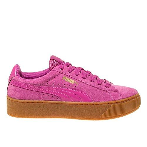 Puma – Vikky Platform – 36328704 – Color: Pink – Size: 8.0