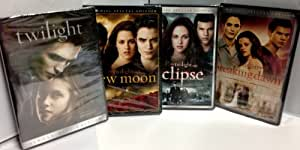 The Twilight Saga (Twilight / New Moon / Eclipse / Breaking Dawn, Part 1)