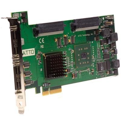 ATTO TECHNOLOGY ULTRA320 SCSI HOST ADAPTER DRIVERS