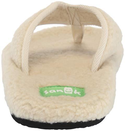 White Classic Women's Chill Furreal Sanuk Sandal wRFSEXpEq