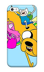 New Iphone 5/5s Case Cover Casing(adventure Time)