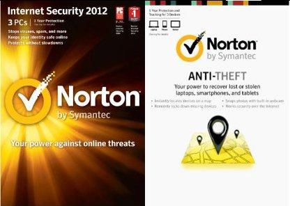 Norton Internet Security Anti Theft Bundle