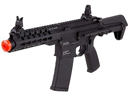 KWA Full Metal VM4 Ronin KeyMod PDW AEG 2.5 Airsoft Gun w/ Adjustable FPS