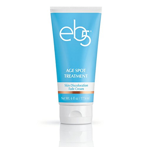 eb5 2% Hydroquinone Age and Dark Spot Treatment | Anti-Aging Skincare Complex for Lightening Spots and Acne Scars | 6 oz
