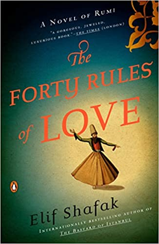 The Forty Rules of Love: A Novel of Rumi | Amazon.com.br