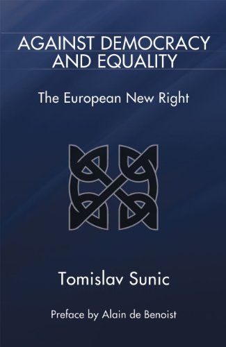 Amazon against democracy and equality the european new right against democracy and equality the european new right by sunic tomislav fandeluxe Gallery
