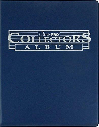 Ultra-Pro - Álbum para cartas coleccionables, color azul (Amigo Spiele 12911)
