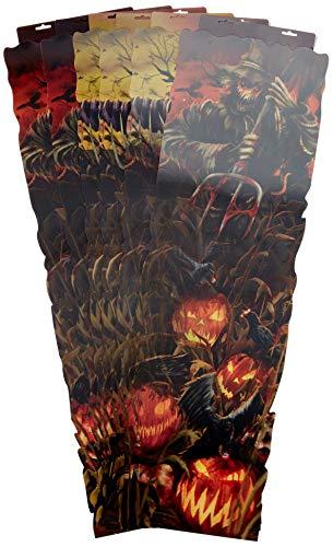 Field of Screams Lenticular Sign | Halloween Decor, 6 Ct. -