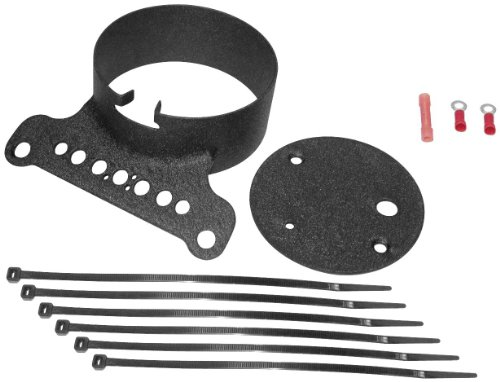 (Bikers Choice Single Gauge Speedometer or Tachometer Mount Kit for Harley Davidson 1995-2005 Sportster, FXR models)