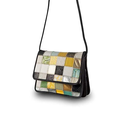 Épaule Femme Sac Collection Patchwork Multicolore Dudu Porté Betty znWHxxR