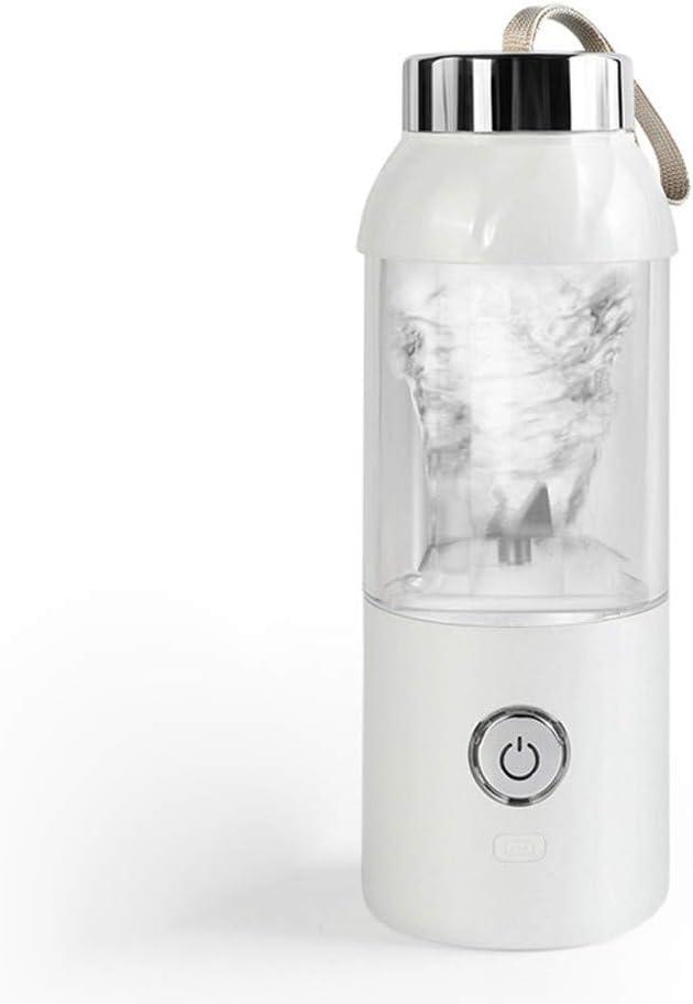 Artoy Licuadora Portátil con Una Capacidad De 500 Ml, Licuadora Personal De Frutas Que Se Puede Cargar a Través De USB, Licuadora Pequeña para Batidos, Jugos, Batidos, 4 Cuchillas White: Amazon.es