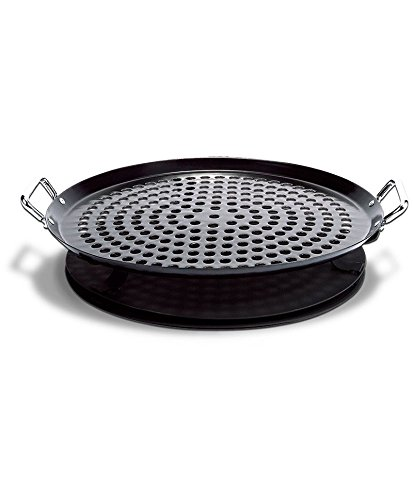 Eastman Outdoors BBQ Grill Pizza Pan ()