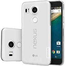 Nillkin LG Nexus 5X TPU Case, Retail Packaging, White