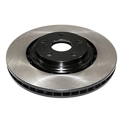 DuraGo BR90056602 Front Vented Disc Premium Electrophoretic Brake Rotor